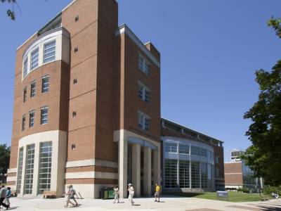 Image of Campbell Library