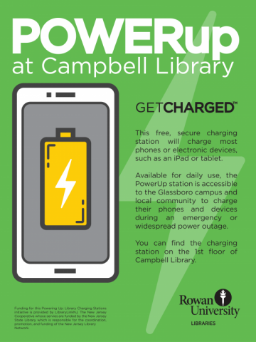 PowerUp at Campbell Library