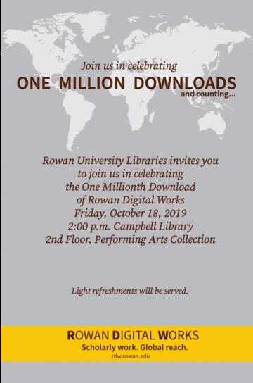 Celebrating One Million Downloads