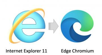 IE11 no longer supported